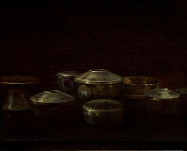 Jesa, Oil, 50 x 40 cm
